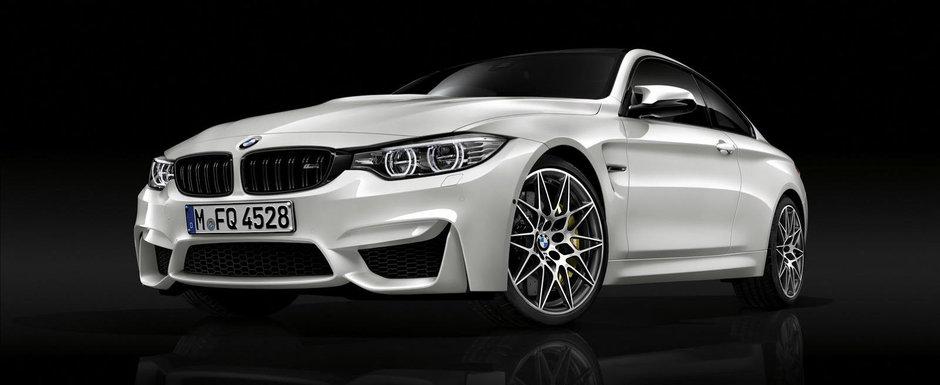 BMW ofera solutia unui M4 mai rapid