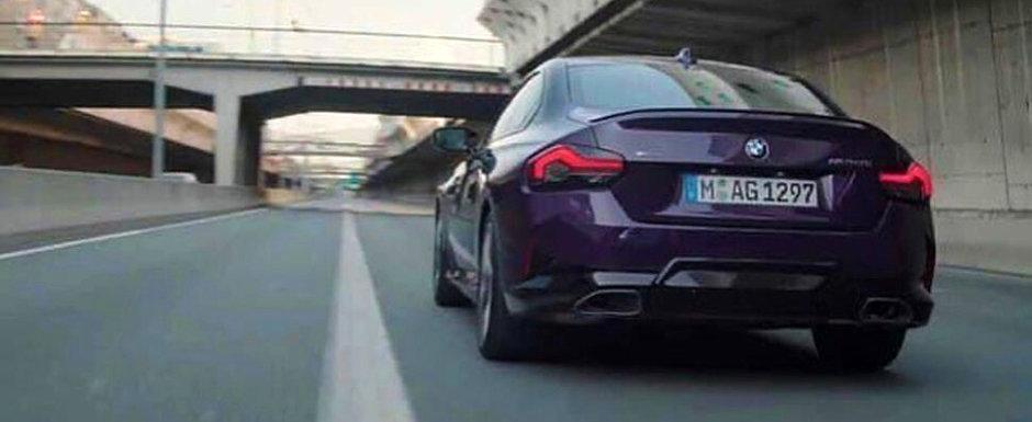 BMW pregateste o noua generatie pentru cea mai ieftina masina cu tractiune spate pe care o vinde acum. Noi imagini oficiale au ajuns mai devreme pe internet
