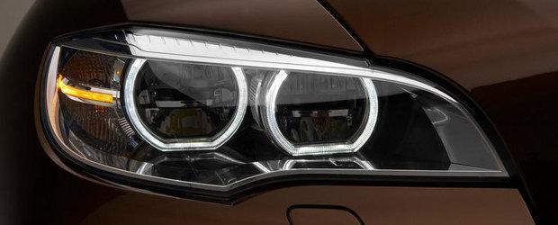 BMW pregateste un motor in 3 cilindri
