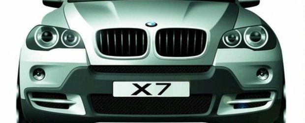 BMW pregateste un SUV ceva mai mare, numit X7?