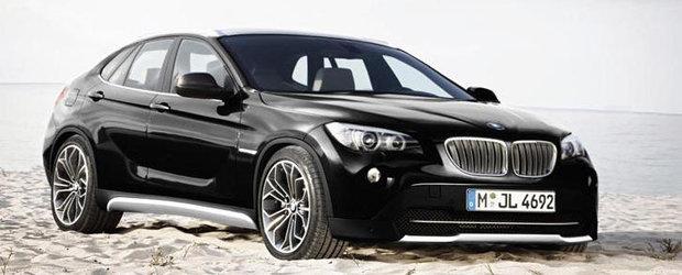 BMW prezinta la Paris versiunea concept a Seriei 3 GT