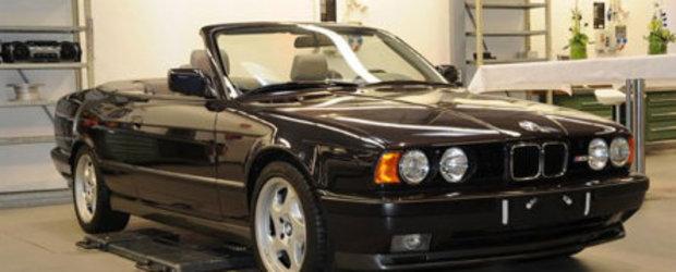 BMW prezinta M5 Convertible. Poftim?