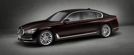 BMW prezinta noul M760Li xDrive Excellence. Sau cum sa scapi de pachetul M de pe limuzina bavareza