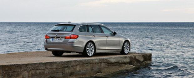 BMW prezinta noul Seria 5 Touring
