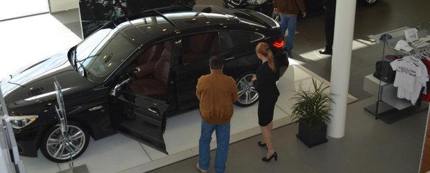 BMW Proleasing Motors Ploiesti a lansat oficial noul Seria 5