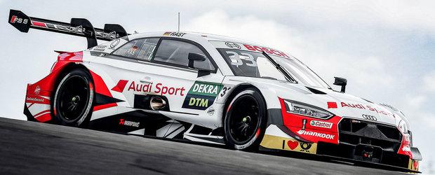 BMW ramane singur cuc in DTM. Audi a confirmat retragerea din Campionatul German de Turisme