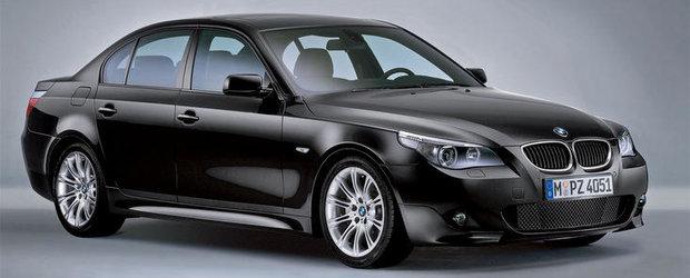 BMW recheama in service 1,3 milioane de masini Seria 5 si Seria 6