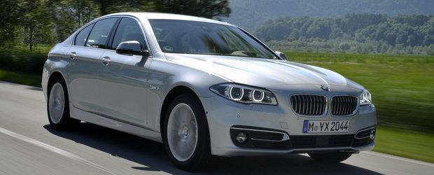 BMW recheama in service 1.6 milioane de masini, iar 7.200 sunt din Romania. Defectiunea poate conduce la incendii