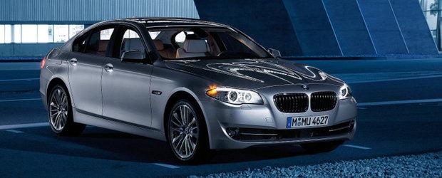 BMW recheama in service 32.000 de masini