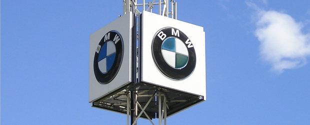 BMW recheama in service 360.000 de masini din toata lumea