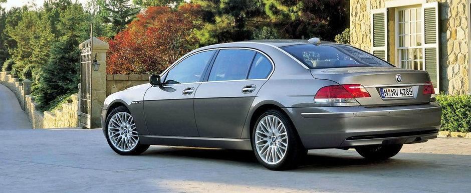 BMW recheama in service mai multe exemplare Seria 7. Motivul este unul incredibil