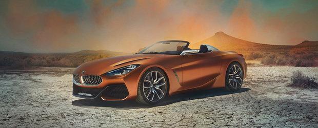 """BMW respinge ideea de copy/paste: """"Noul Z4 nu va semana deloc cu succesoarea Toyotei Supra"""""""