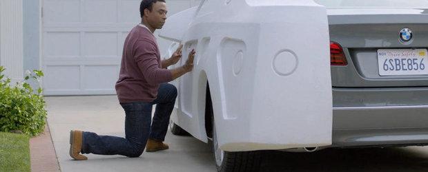 BMW revine cu un nou spot funny pentru masinile sale rulate