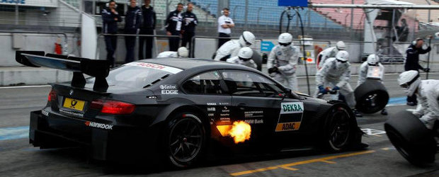 BMW revine in Campionatul German de Turisme (DTM) pe 29 aprilie