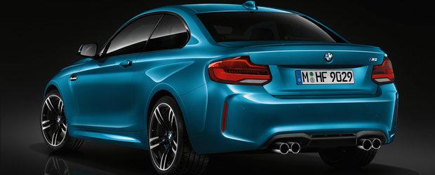 BMW risca sa-si puna fanii in cap. M2-ul CS de 400 de cai ar putea fi limitat la 1.000 de exemplare