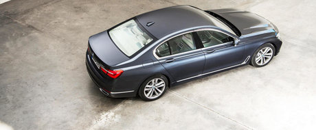 BMW scoate la lumina peste 350 de imagini proaspete ale noului Seria 7