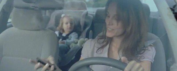 BMW se implica in lupta impotriva folosirii telefonului la volan