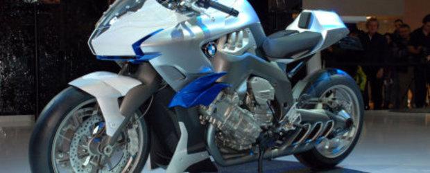 BMW se joaca cu artileria grea: Concept 6