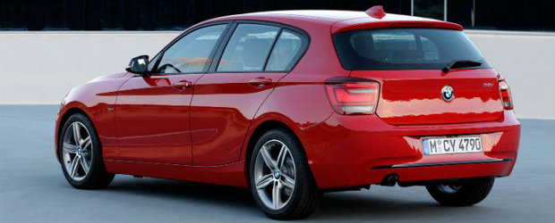 BMW Select - mereu cel mai nou automobil, cu rata redusa la jumatate