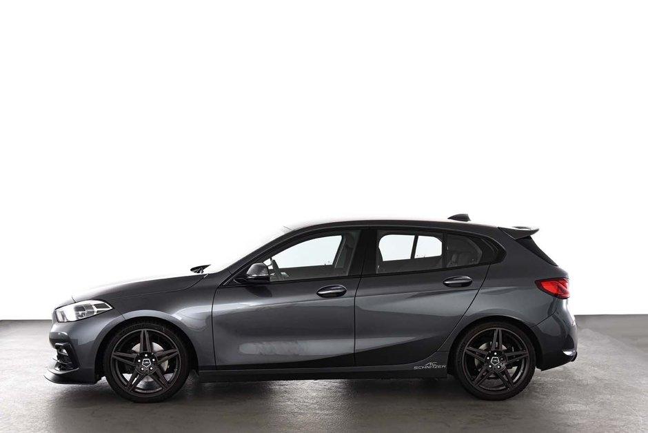BMW Seria 1 de la AC Schnitzer