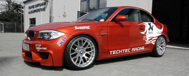 BMW Seria 1 M Coupe by TechTec - 450 cai putere si senzatii tari