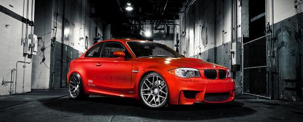 BMW Seria 1 M face cunostinta cu tuningul