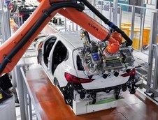 BMW Seria 1 - Poze de pe linia de productie