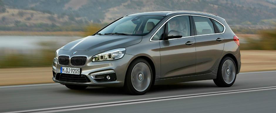 BMW Seria 2 Active Tourer este disponibil in Romania. Iata ce preturi are