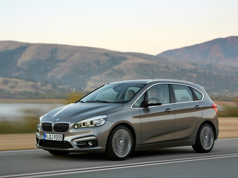 BMW Seria 2 Active Tourer