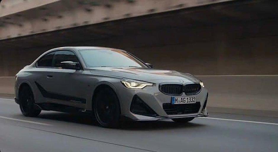 BMW Seria 2 Coupe - Noi poze