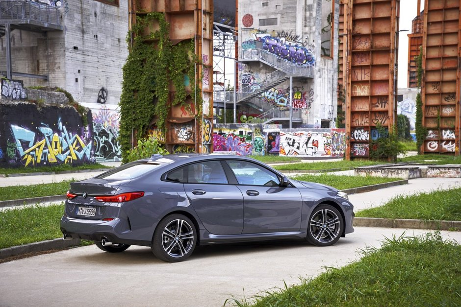 BMW Seria 2 Gran Coupe