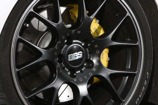 BMW Seria 3 Coupe by Leib Engineering