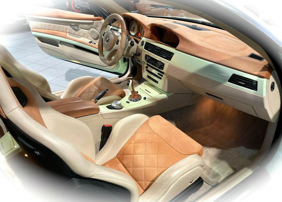 BMW Seria 3 cu motor V10