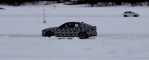 BMW Seria 3 GT - Video Spion