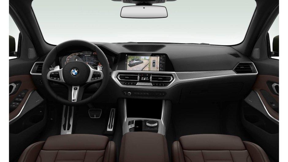 BMW Seria 3 - Primele poze