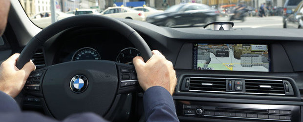 BMW Seria 3 si 7 primesc mesagerie online hands-free prin Dragon Drive!