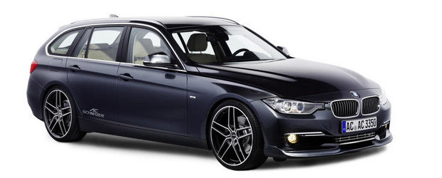 BMW Seria 3 Touring by AC Schnitzer - Cu dedicatie pentru familiile active