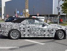 BMW Seria 4 Cabrio - Poze spion