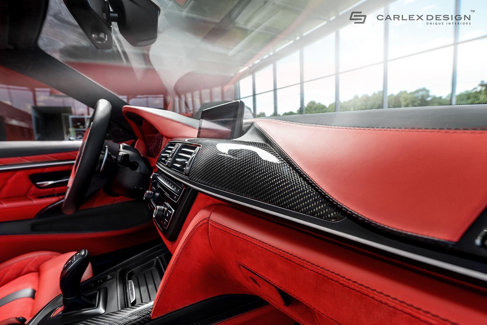 BMW Seria 4 Cabriolet by Carlex Design - BMW Seria 4 Cabriolet by Carlex Design