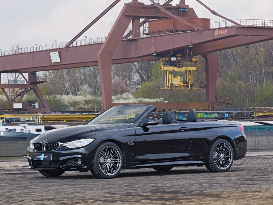 BMW Seria 4 Convertible by Hartge