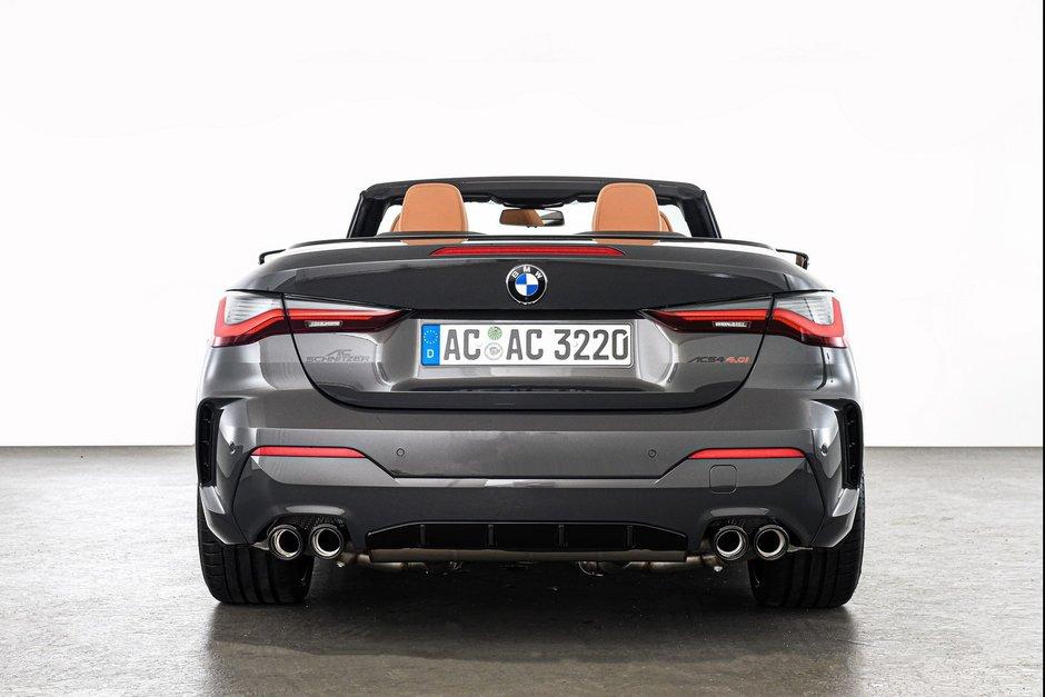 BMW Seria 4 Convertible de la AC Schnitzer