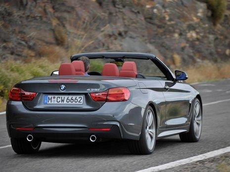 BMW Seria 4 Convertible - Galerie Foto