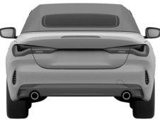 BMW Seria 4 Convertible - Imagini patent