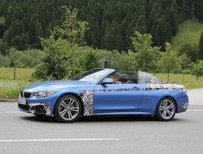 BMW Seria 4 Convertible - Poze Topless