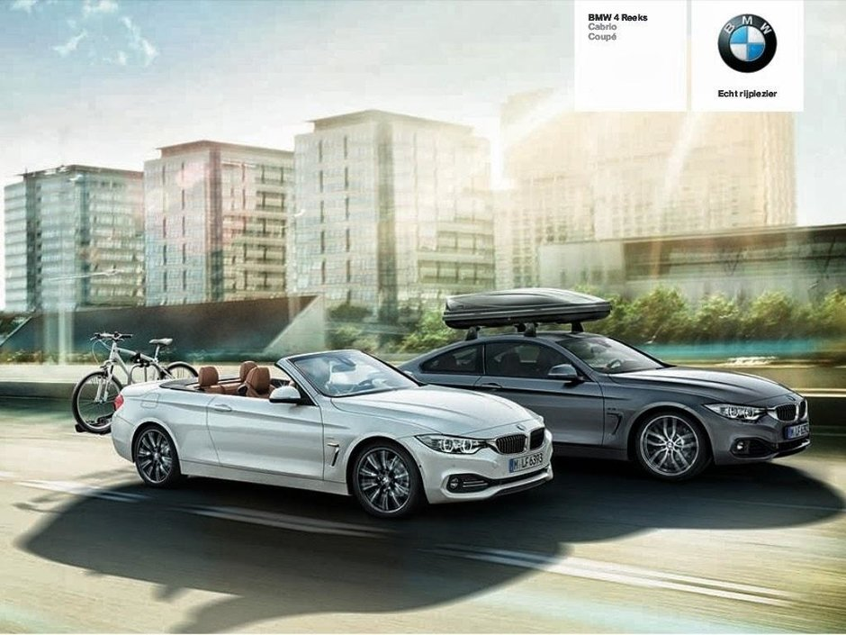 BMW Seria 4 Convertible - Primele poze