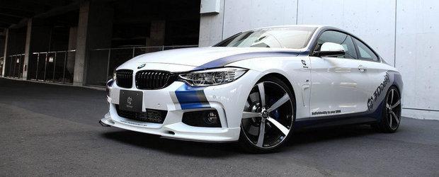 BMW Seria 4 Coupe by 3D Design: Noua dimensiune a agresivitatii
