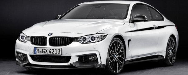 BMW Seria 4 Coupe cu accesorii M Performance - Performanta la cel mai inalt nivel