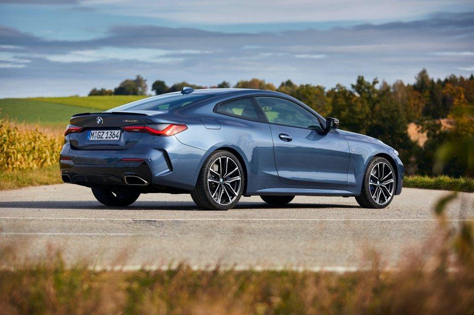 BMW Seria 4 Coupe - Galerie foto