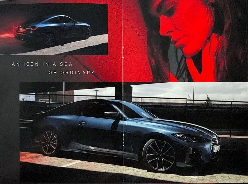 BMW Seria 4 Coupe - Primele poze