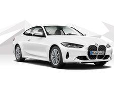 BMW Seria 4 Coupe - Versiunea de baza